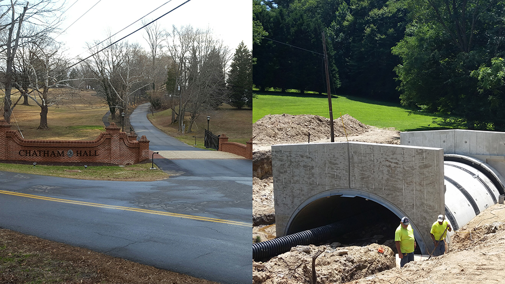 Chatham Hall Bridge Replacement - Chatham, VA