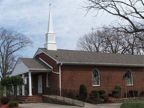 Marion Baptist Church - Chatham, VA
